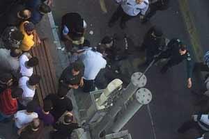 خودکشی جوان 30 ساله در پاساژ پایتخت +عکس , حوادث