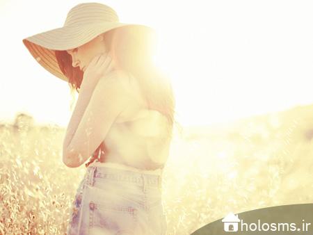 عکس دختر تنها - 5
