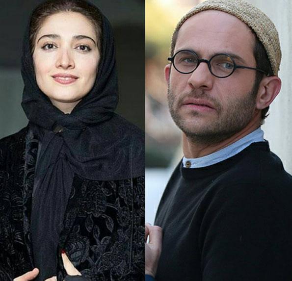 ازدواج مینا ساداتی با بابک حمیدیان
