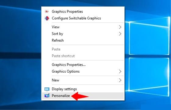 Recycle Bin,ترفند ویندوز 10,سطل آشغال,سطل بازیافت,مخفی کردن سطل آشغال,ویندوز 10,پنهان کردن Recycle Bin از صفحه دسکتاپ در ویندوز 10,hide recycle bin icon in windows 10