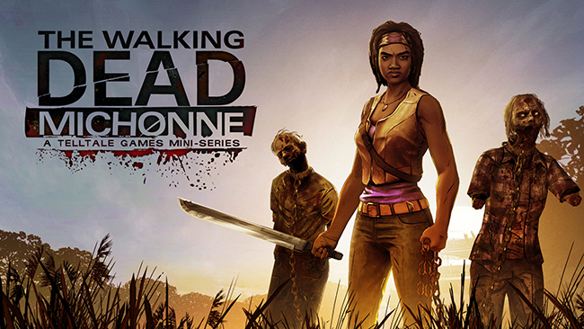 بازی The Walking Dead: Michonne
