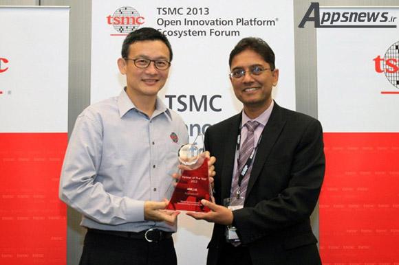 شرکت های TSMC و ARM برای ساخت چیپ 7 نانومتری باهم همکاری می کنند