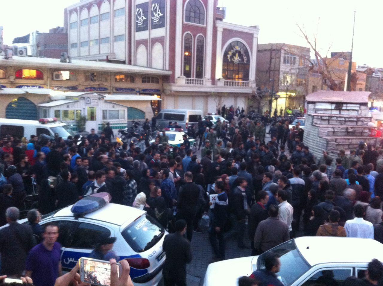 جزئیات انفجار در پاساژ قیصریه بازار تهران