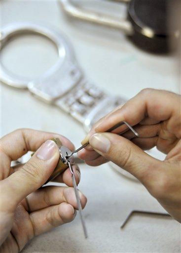آموزش تعمیر قفل | ساتور