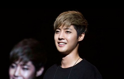 [Voice] Kim Hyun Joong Japan Mobile Site Update [2016.02.17]