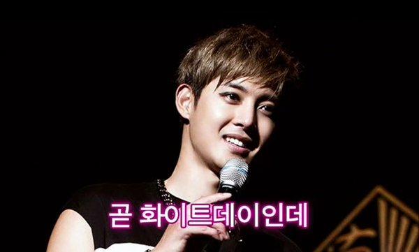 [Voice] Kim Hyun Joong Japan Mobile Site Update [2016.03.09]