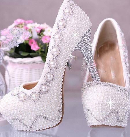 مدلهای 2016 کفش مجلسی زنانه شیک برای نوروز 95