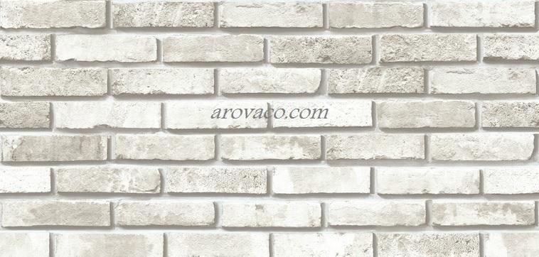کاغذ دیواری طرح آجر سه بعدی