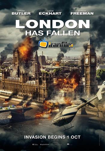 دانلود فیلم London Has Fallen