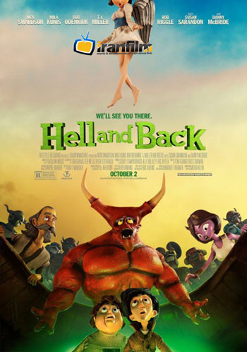دانلود انیمیشن Hell and Back