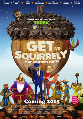دانلود انیمیشن Get Squirrely