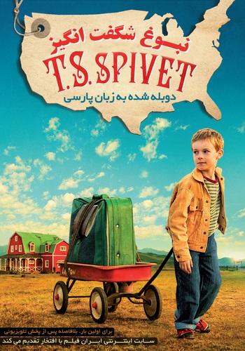 دانلود فیلم The Young and Prodigious T.S. Spivet دوبله فارسی