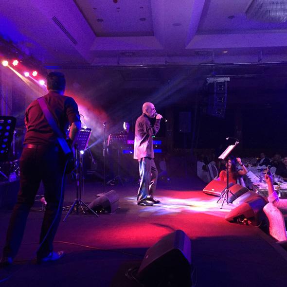 گزارش تصویری کنسرت 25 مارس قبرس سیاوش قمیشی