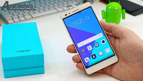 7 Huawei Honor اندروید 6 مارشمالو را دریافت کرد
