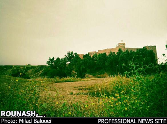 تصاویر/ قلعه تاریخی شوش