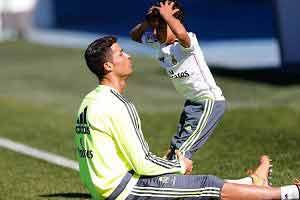 آرزوی بزرگ کریستیانو رونالدو , اخبار ورزشی