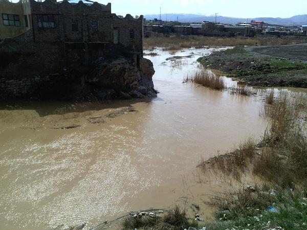 رودخانه آبگرم