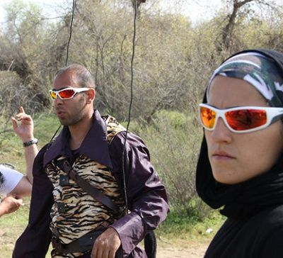 مهسا احمدی و ارشا اقدسی بدلکار بیوگرافی و عکس