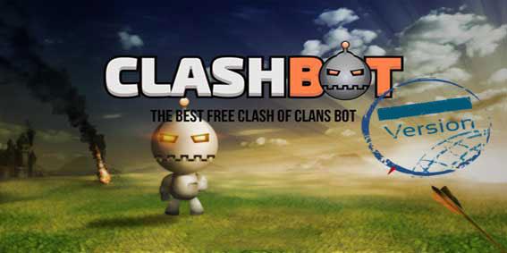 دانلود ربات ClashBot