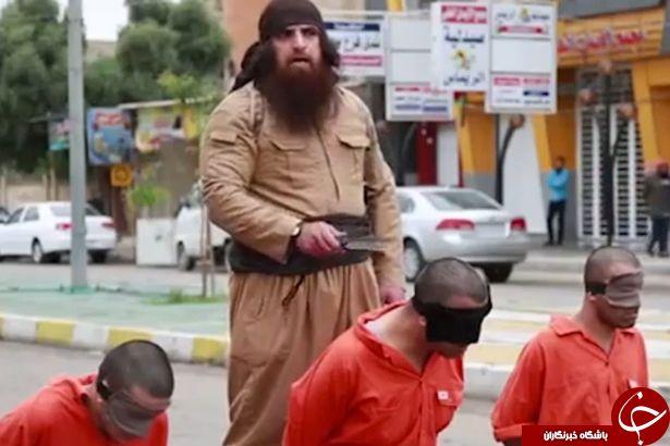 آشکار شدن چهره بولدوزر داعشی + تصاویر