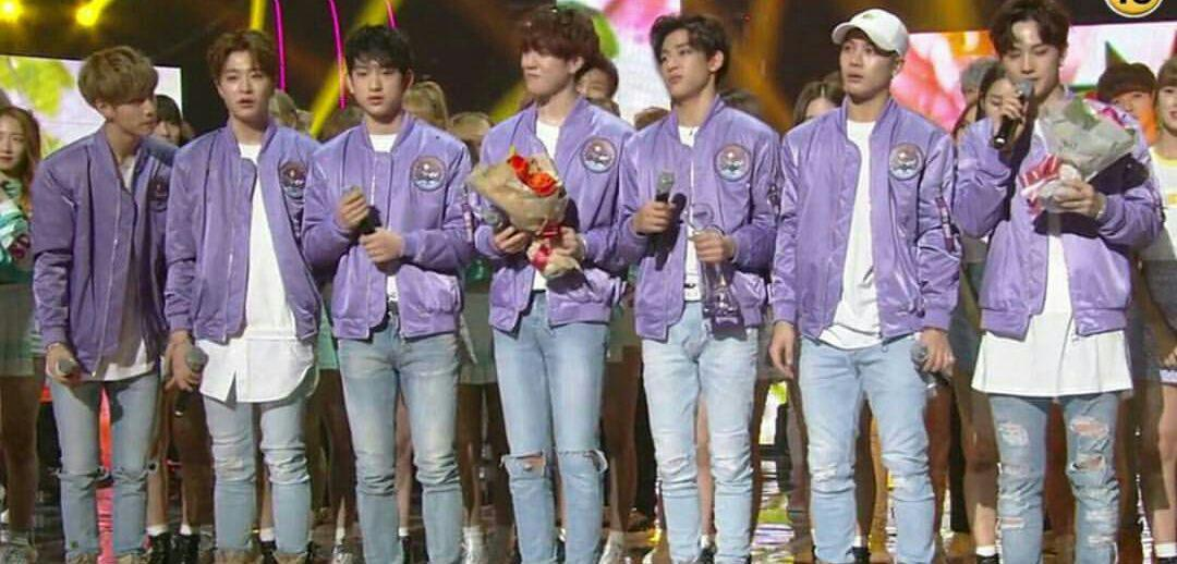 "GOT7 Takes 3rd Win With ""Fly"" on Music Bank"