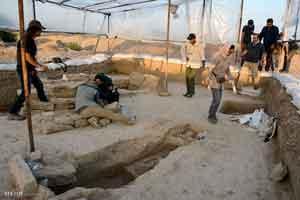 کشف گورستان هفت هزار ساله در بهبهان , اخبار گوناگون