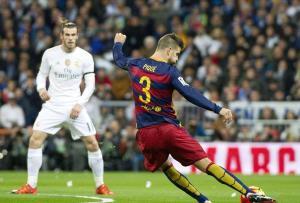 نتیجه بازی بارسلونا رئال مادرید شنبه 14 فروردین 95 + خلاصه و گلها