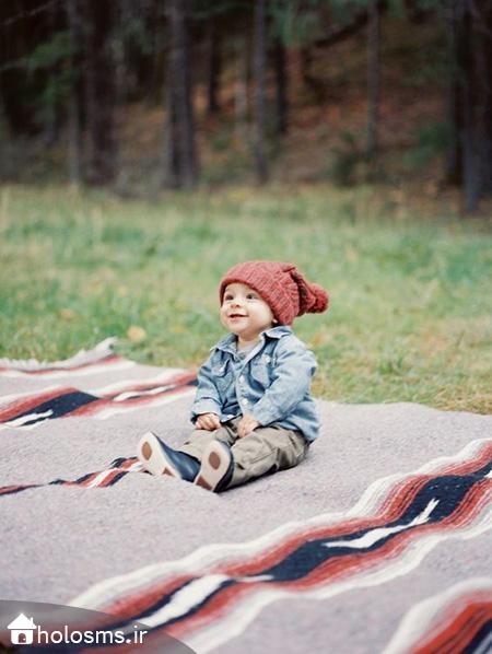 عکس بچه - هلو اس ام اس - 9