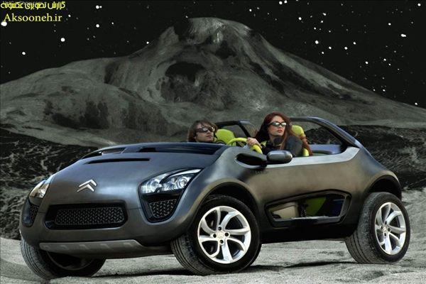 عکس های زیبای مفهومی (کانسپت) از ماشین سیتروئن مدل باگی
