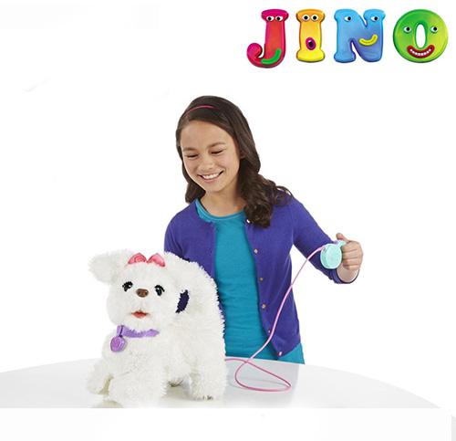عروسک اسباب بازی سگ رباتیک جینو Jino