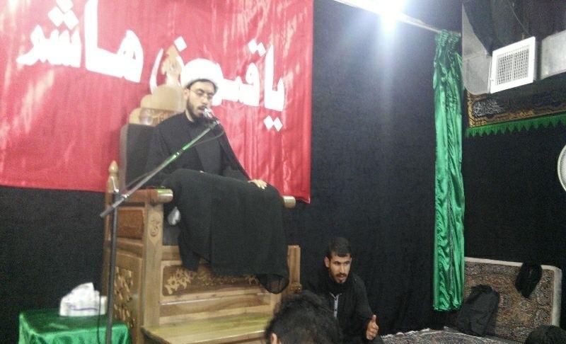 محرم الحرام - هیئت مکتب العباس(ع) تهران