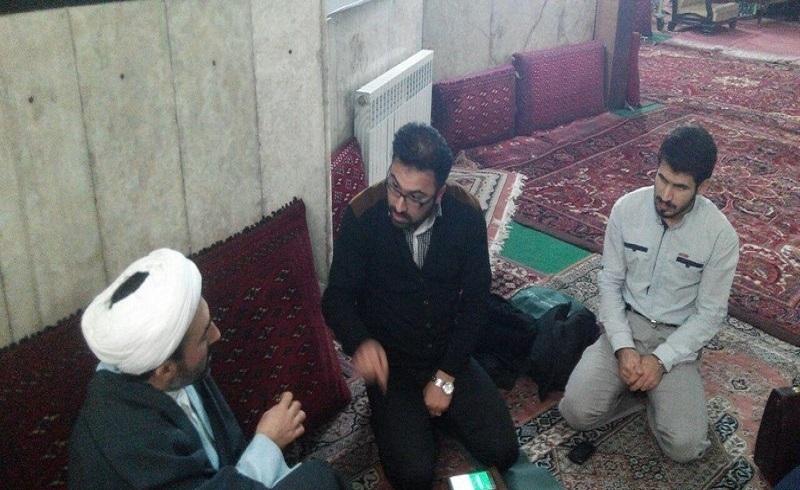 برنامه ریزی مسجد