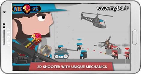 دانلود بازی Clone Armies 1.24 – ارتش های کوچک برای اندروید + نسخه بی نهایت