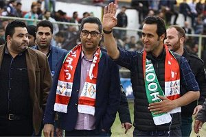 سلفی علی کریمی در هواپیما , اخبار ورزشی