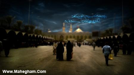 دلاور-مقدم-جان محمدی-مراسم هفتگی 95/10/7-محفل عشاق الحسین(ع)