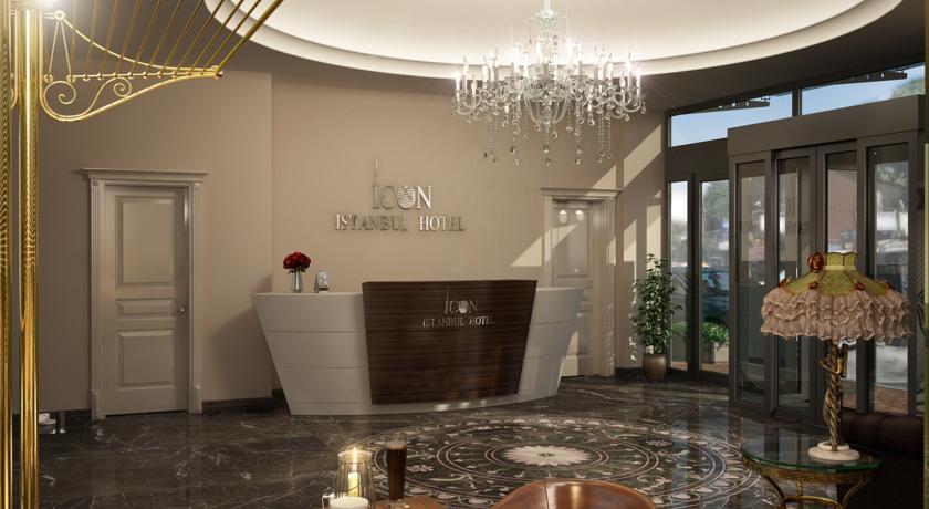 تور استانبول هتل  4ستاره آیکن