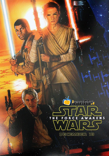 دانلود فیلم Star Wars: The Force Awakens