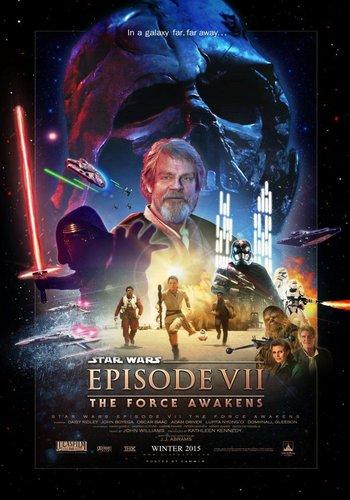 دانلود فیلم Star Wars: Episode VII – The Force Awakens کیفیت HD