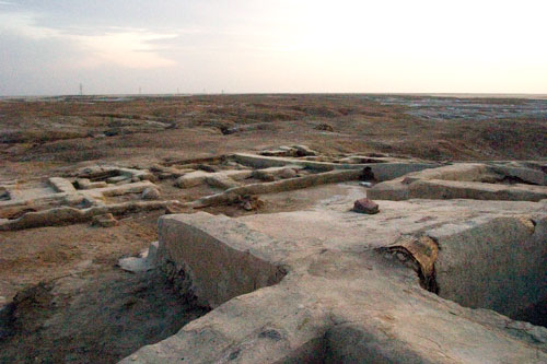 ایرانگردی شهر سوخته