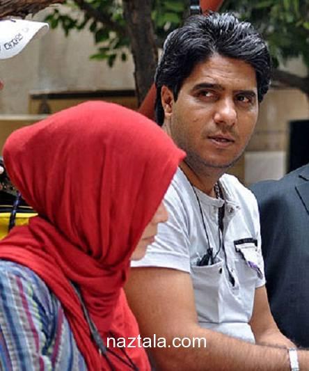 عباس مرادیان کارگردان ایزانی به جم پیوست+عکس