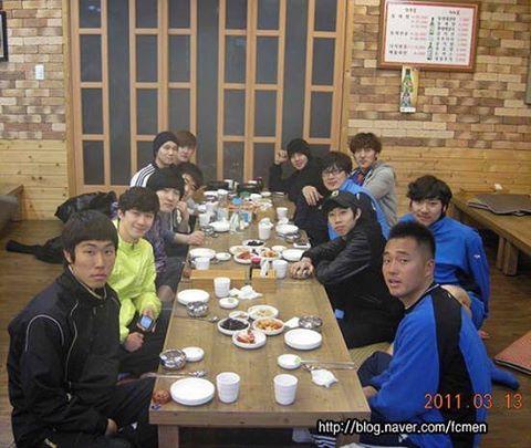 KHJ - FC Men Official Blog 2011.03.13
