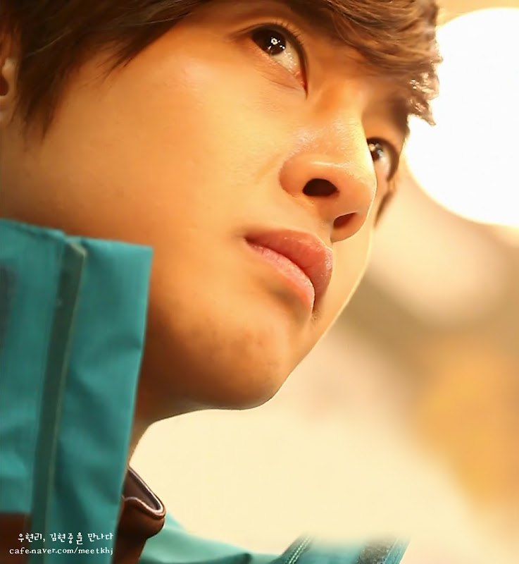 Kim Hyun Joong Close Up face