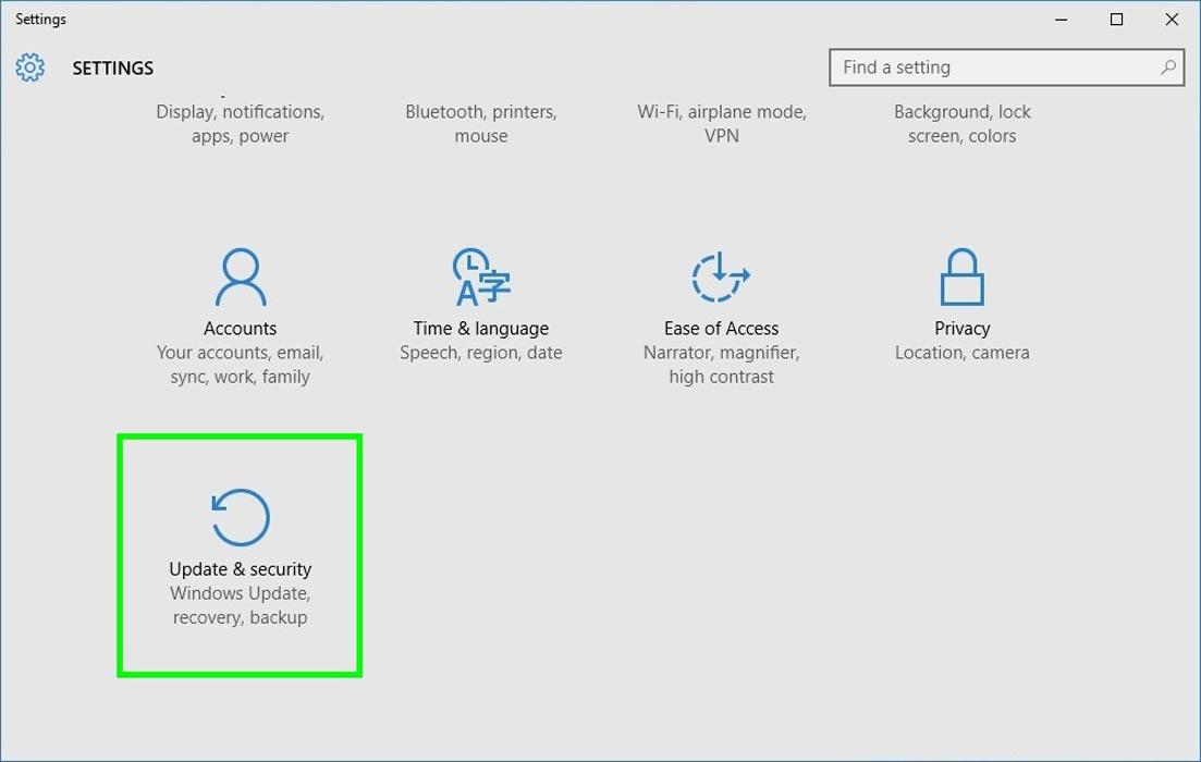 Microsoft,downgrade, windows 10,ویندوز,ویندوز 10,اموزش,اموزش ویندوز 10,آموزش ویندوز 10,windows 10 downgrade,بازگشت به ویندوز 8.1, ویندوز 10,ترفند,windows 10