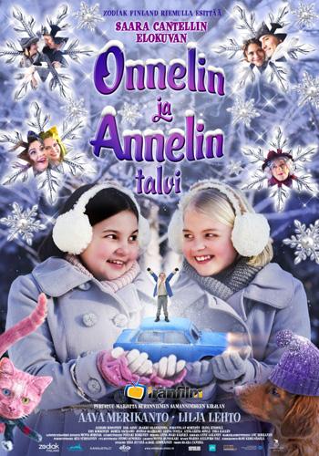 دانلود فیلم Onnelin ja Annelin talvi
