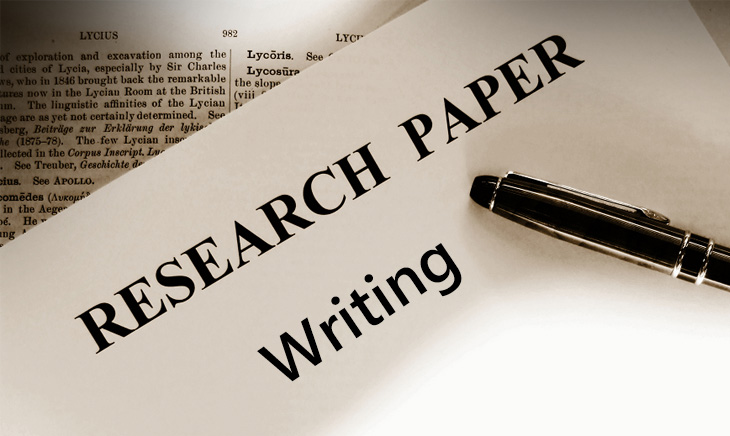 what is the hardest part of writing a research paper