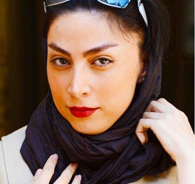 ساناز زرین مهر ، قبل وبعد از مهاجرت +عکس , عکس های بازیگران