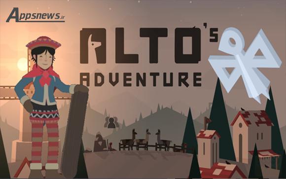دانلود بازی Altos Adventure 1.3 برای اندروید + نسخه مود