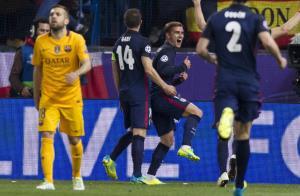 حذف بارسلونا از جام باشگاههای اروپا , اخبار ورزشی
