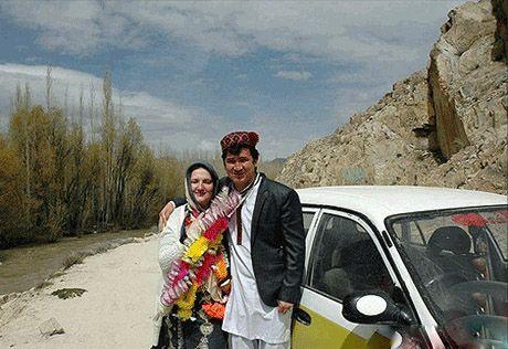ماجرای جالب عشق و عاشقی پسر افغانی و دختر نروژی , جالب وخواندنی