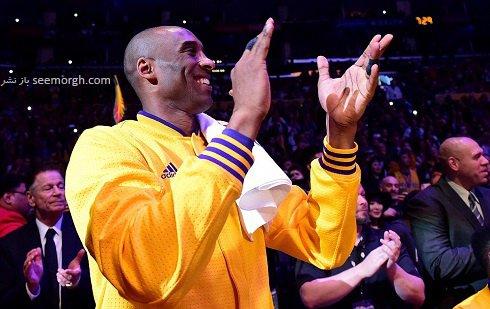 آخرین بازی کوبی برایانت در NBA , اخبار ورزشی